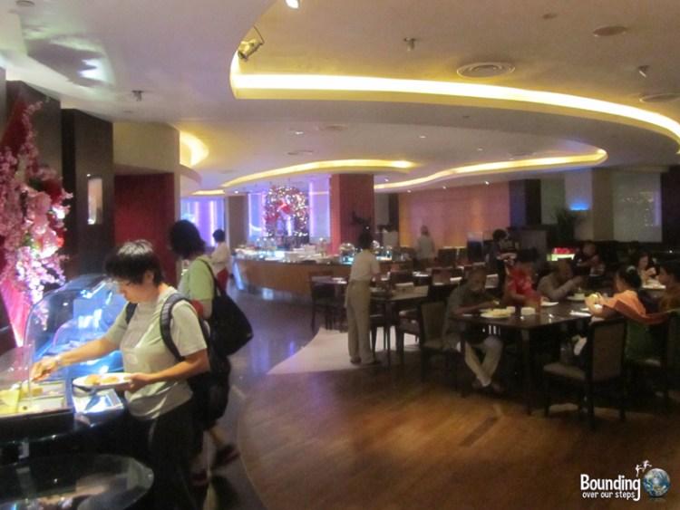 Furama Riverfront Hotel Singapore - Breakfast Buffet