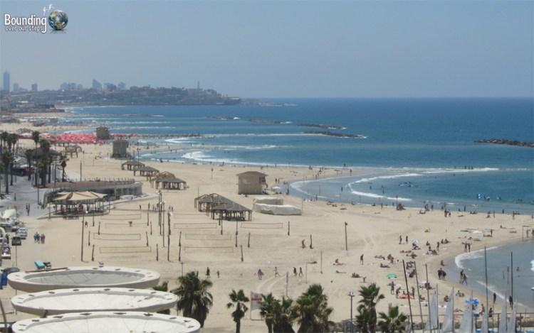 Marina Hotel Tel Aviv - Beach