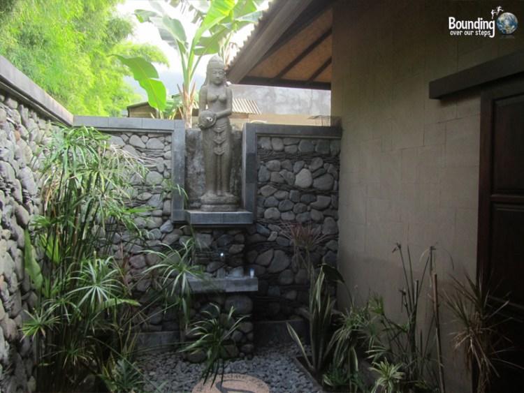 Taruna Homestay - Pemuteran, Bali - Shower