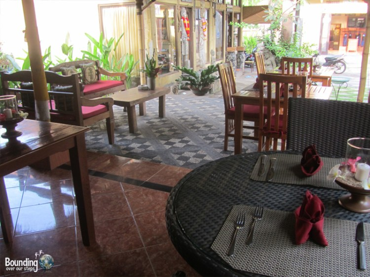 Taruna Homestay - Pemuteran, Bali - Restaurant