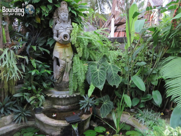 Teba House - Ubud, Indonesia - Garden