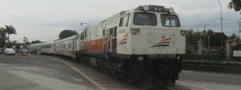 Train Across Java