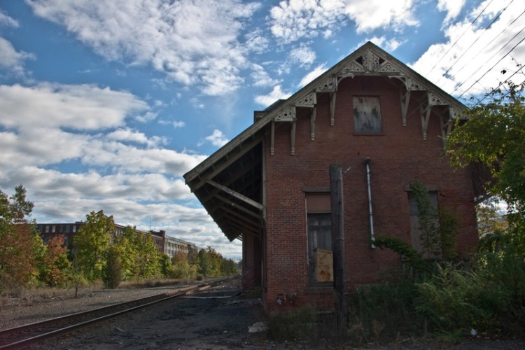 Windsor Locks Train Station