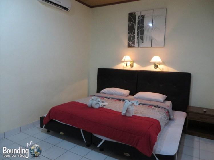 Si Doi Hotel Legian - Bed
