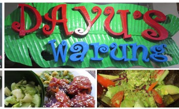 Vegan Food in Ubud - Jalan Sugriwa