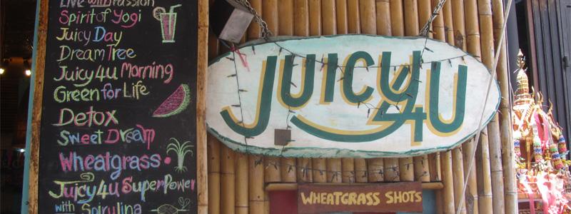 Juicy 4 U - Vegetarian - Chiang Mai
