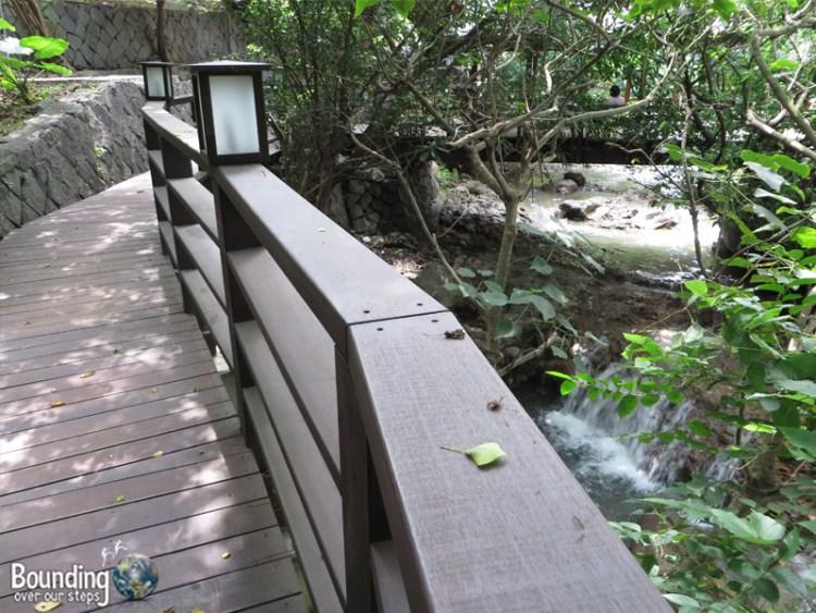 Beitou District - Taipei - Stream Walk