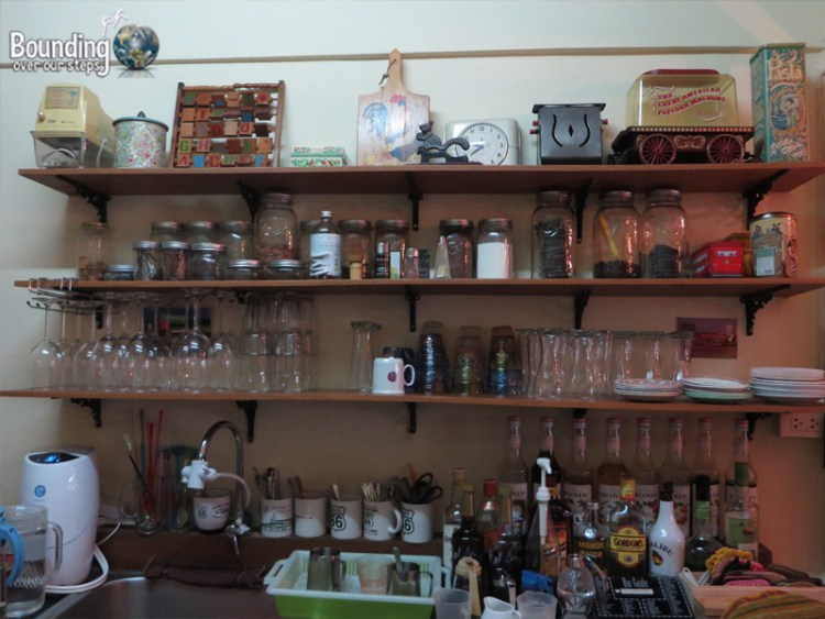Bonita Cafe Vegan - Bangkok - Counter