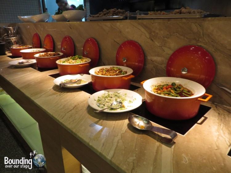 Evergreen Vegetarian Restaurant - Taipei - Hot Dishes
