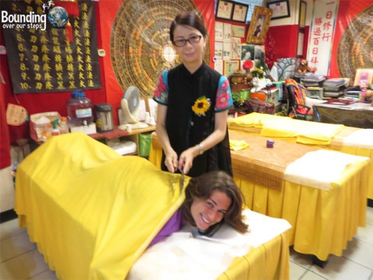 Knife Massage Taipei - Ligeia