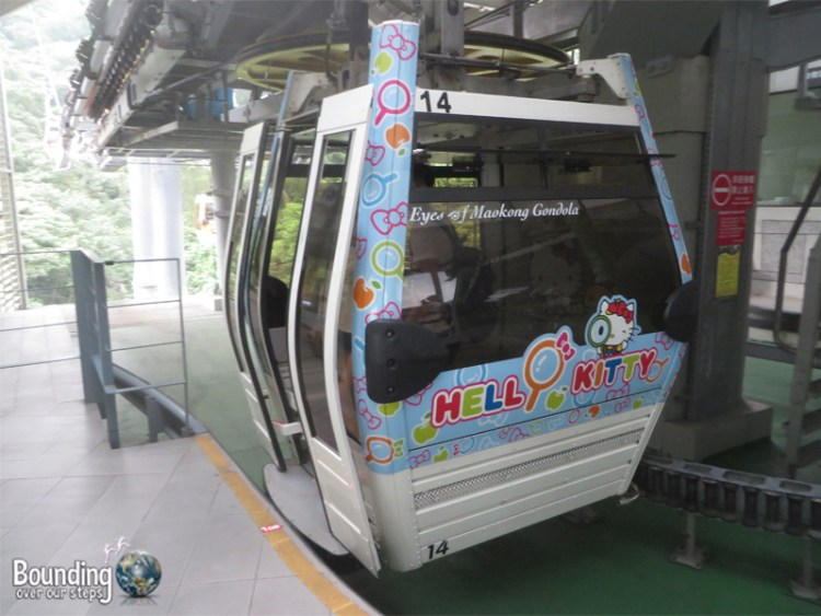 Maokong Gondola - Taipei - Gondola Station