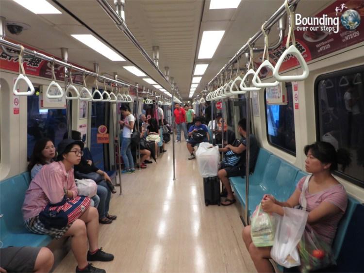 Taipei is a Great City - MRT