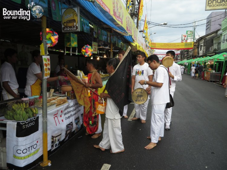 Phuket Vegetarian Festival - Elder Certifying Stalls