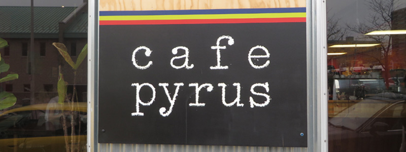 Cafe Pyrus - Featured