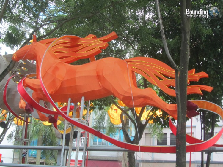 Chinese New Year - Year of the Horse - Singapore
