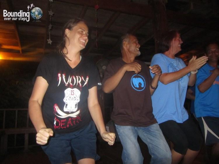Surin Project - Chicken Dance