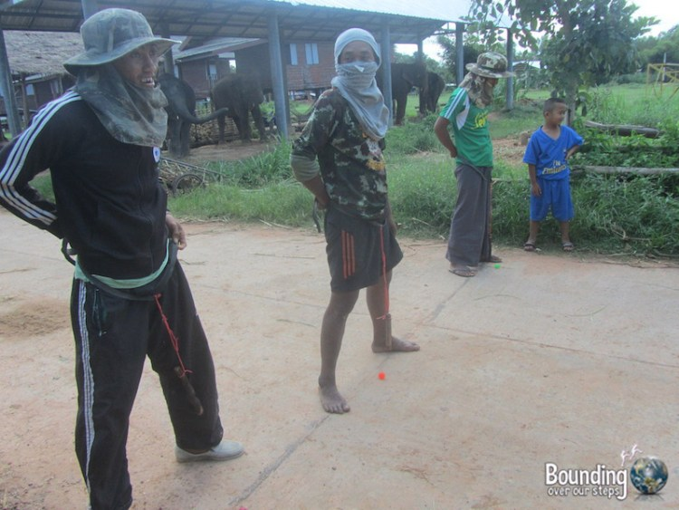 Surin Project - Mahout Games