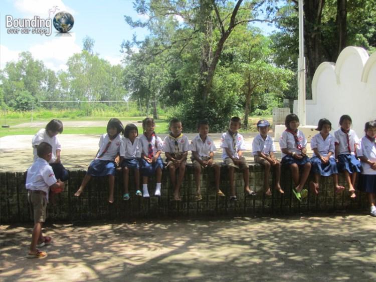 Surin Project - School Children