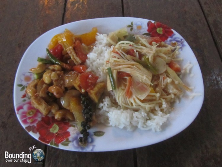 Surin Project - Vegan Food 2