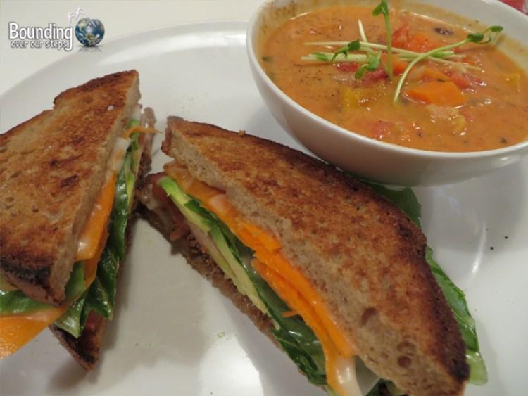Lettuce Love Vegan Cafe - BLAT