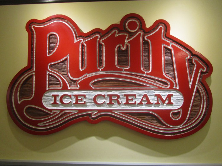 Purity Ice-cream