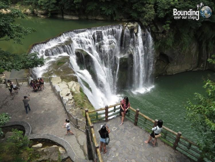 Finding Shifen Falls - Taiwan - Viewpoint