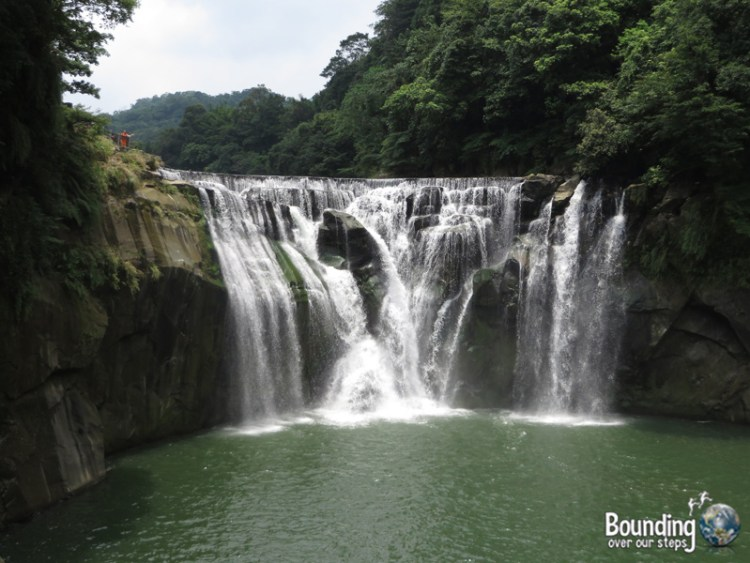 Finding Shifen Falls - Taiwan - Waterfall