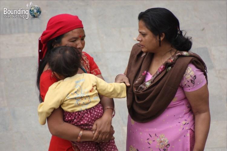 People of Nepal - Community Friendship