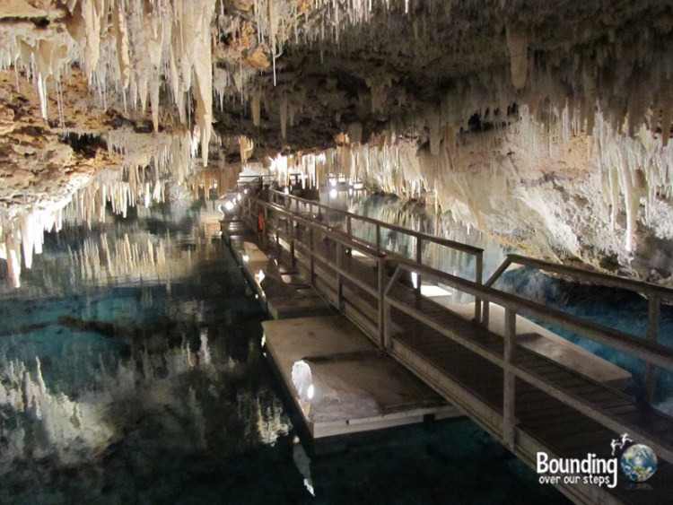 Caves of the World - Bermuda - Crystal Cave