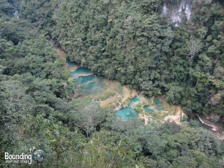 Caves of the World - Guatemala - Semuc Champey