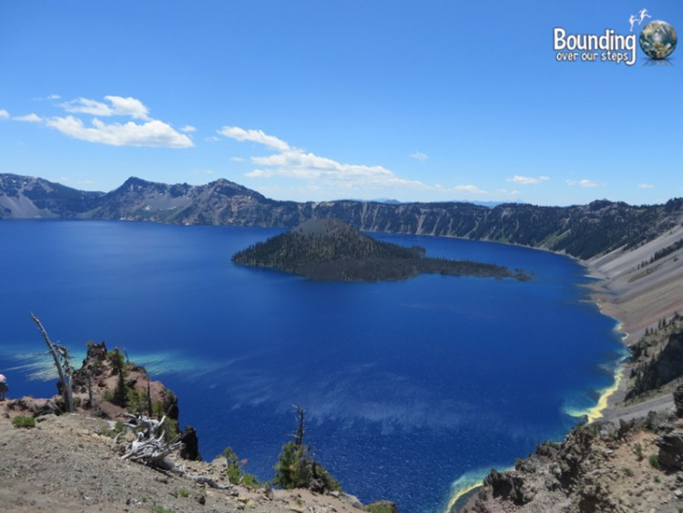 Pic 5 - Crater Lake - North Junction