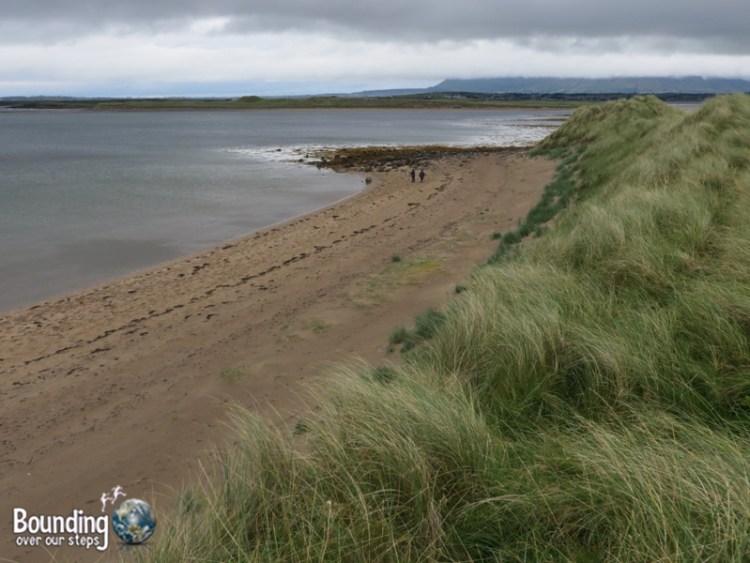 Along the beach- Killaspugbrone Loop