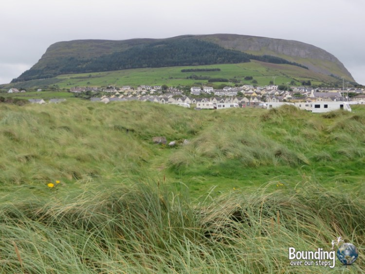 View of Knocknarea from the Killaspugbrone Loop