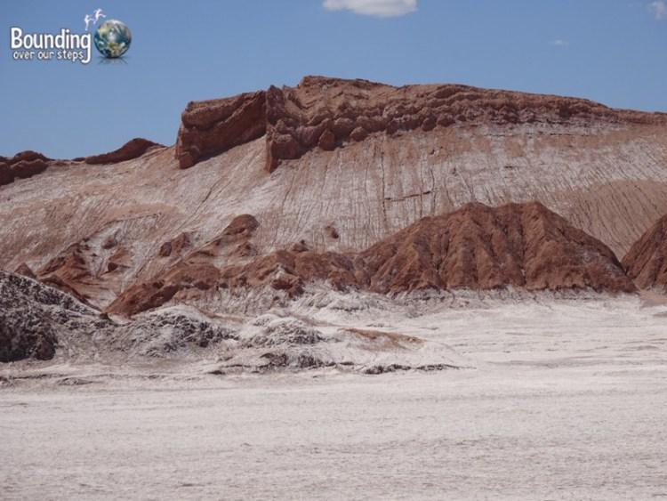 Atacama Desert - Valle de la Luna - Amphitheater