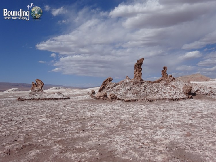 Atacama Desert - Valle de la Luna - Tres Marias