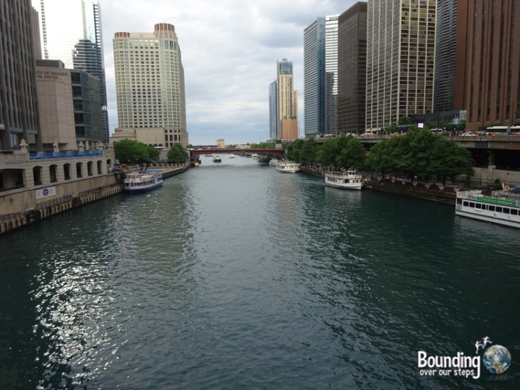 Chicago Awesome City - Chicago River
