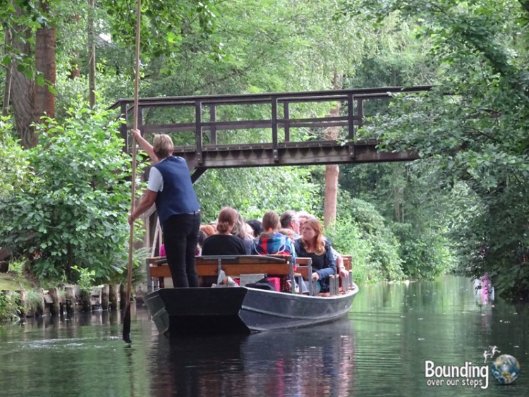 Things to do in Berlin - Spreewald - Boat Ride