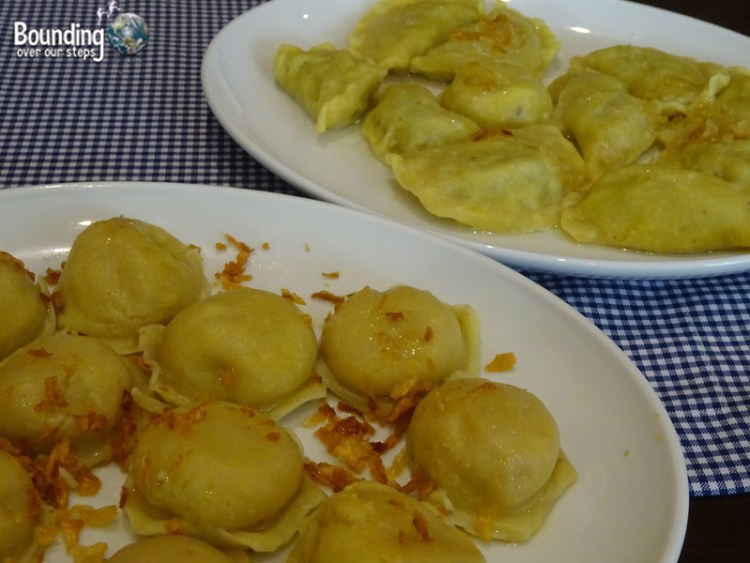 You can never have enough pierogi!