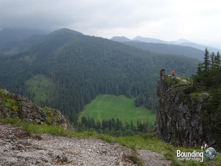 Zakopane - Polish Alps - Nosy Hike Red Jacket