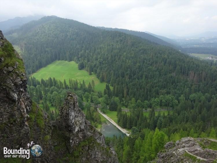 Zakopane - Polish Alps - Nosy Hike Trail
