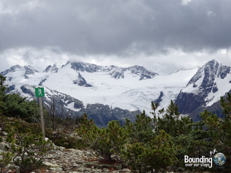 Hiking in Whistler - Blackcomb Mountain Trail 3