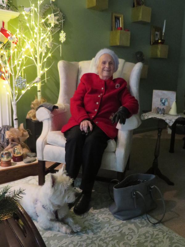 Grammie in Maine - Vegan - Christmas