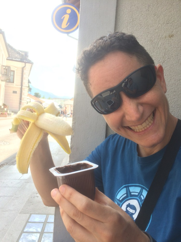 Vegan in Slovenia - Mindy with Pudding