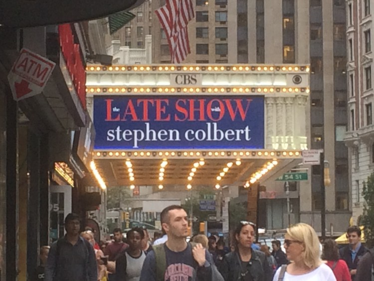 Vegan Weekend in NYC - Late Show Marquee