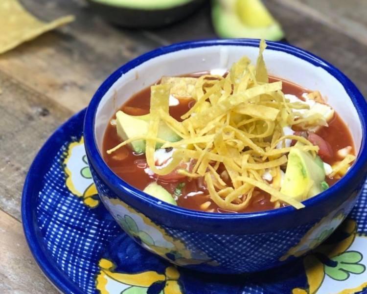 Interview with Vegans Baby Founder - Vegan Tortilla Soup