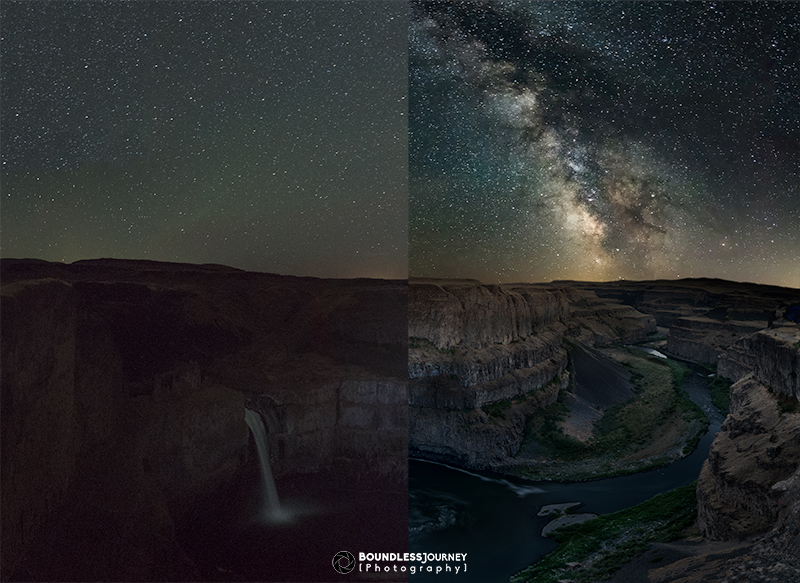 How to composite photos for amazing Milky Way landscapes