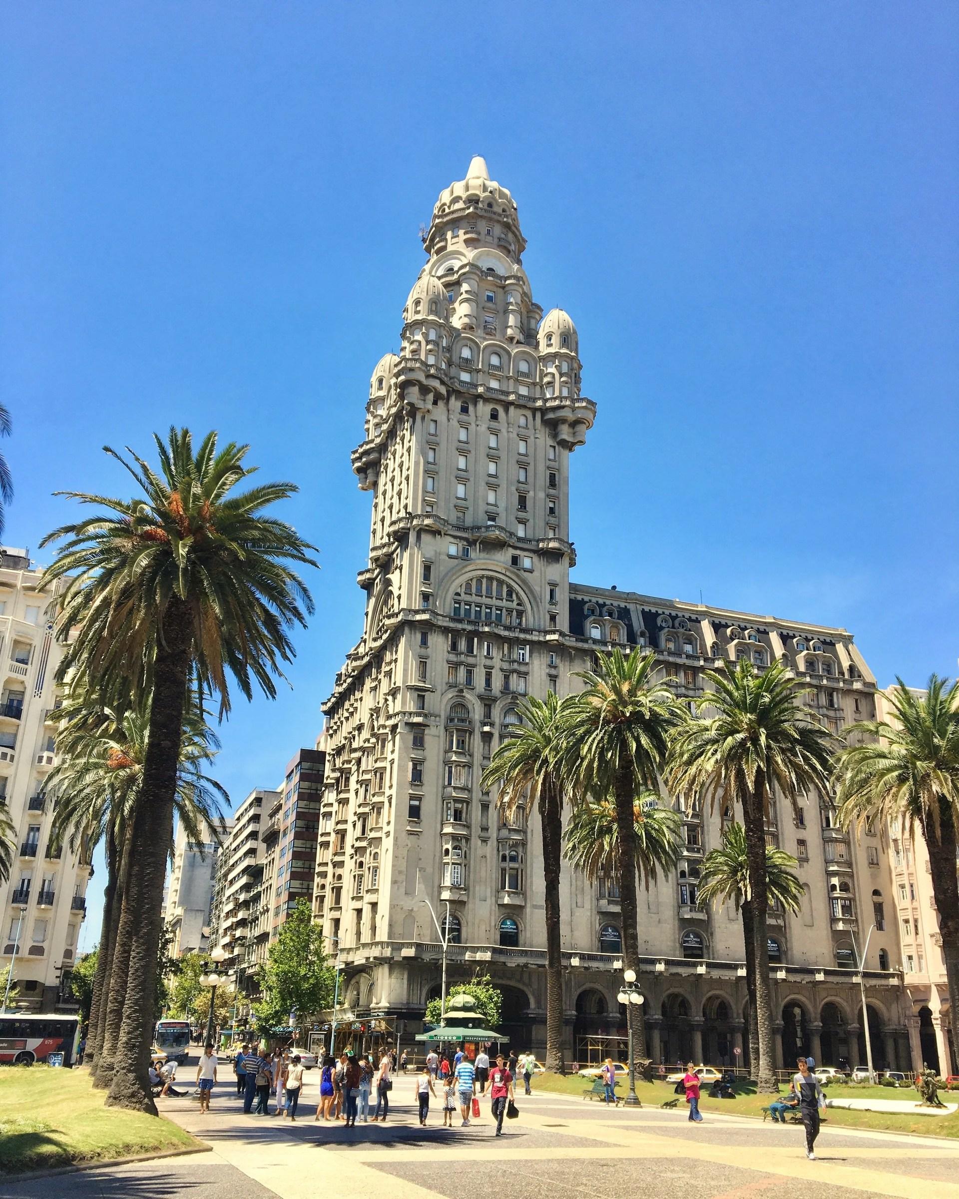 Viejo Montevideo, Uruguay Capital