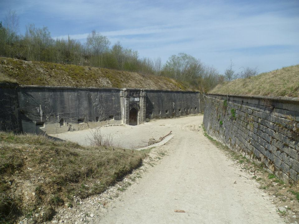 WWI Fort