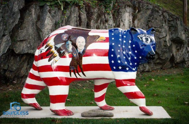 Cherokee United States Bear