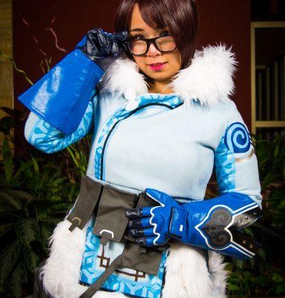 Mei Cosplay